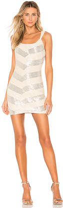 NBD X by Montserrat Embellished Mini Dress