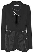 Givenchy Peplum blazer