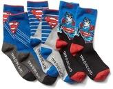 Gap GapKids | DC© superhero crew socks (3-pairs)