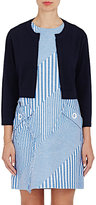 Lisa Perry Women's Bolero Cardigan-NAVY