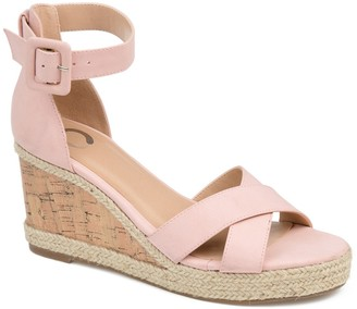 Journee Collection Telyn Wedge Sandal