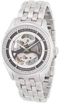 Hamilton Men's H42555151 'Jazzmaster' Swiss Automatic Stainless Steel Casual Watch