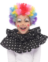 Red & Yellow Clown Child Wig