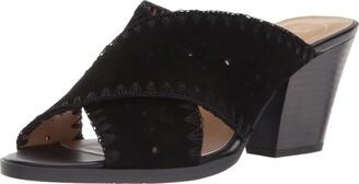 Jack Rogers Women's Blakely Suede Slide Sandal