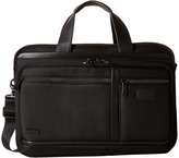Hartmann Hypertex - Double Compartment Expandable Brief Briefcase Bags