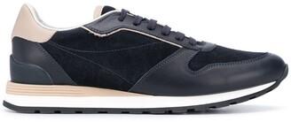 Brunello Cucinelli Low-Top Suede Sneakers