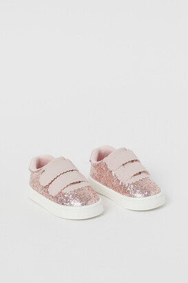 H&M Glittery Sneakers