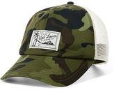 Ralph Lauren Camo-Print Trucker Hat