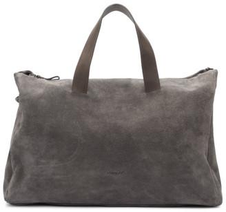 Marsèll Grey Suede Monouso 0210 Duffle Bag