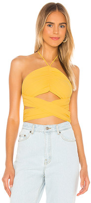 superdown Harlie Halter Top