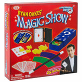 IDEAL Ideal Ryan Oakes 25 Trick Magic Show 18-pc. Dress Up Accessory