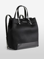 Calvin Klein Athletic Mesh Convertible Tote