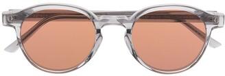 RetroSuperFuture Warhol round tinted sunglasses