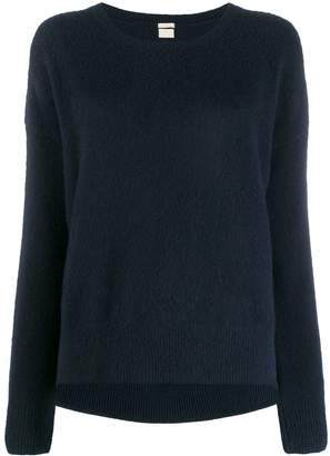 Massimo Alba scoop-neck knitted jumper