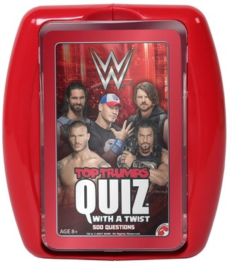 WWE Top Trumps Quiz