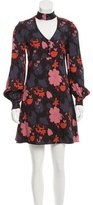 Jill Stuart Floral A-Line Dress w/ Tags