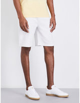 Stussy Regular-fit Mid-rise Cotton Shorts