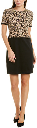 Joan Vass Petite Shift Dress