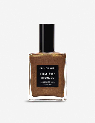 French Girl Lumiere Bronzee shimmer oil 60ml