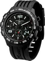 Jorg Gray JG1600 Men's Quartz Chronograph Rubber Strap Watch
