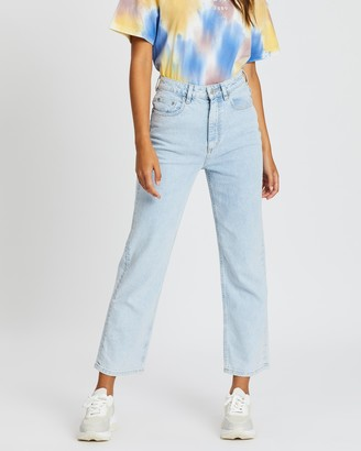 Lee High Straight Jeans