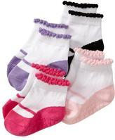 Old Navy Ballet-Graphic Sock 4-Packs for Toddler & Baby