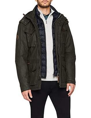 Camel Active Men's 420830/8R16 Jacket,(Size: 58)