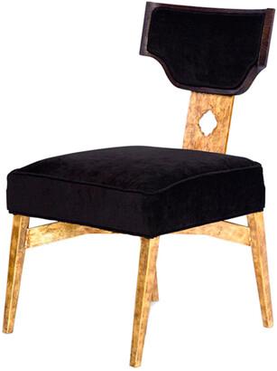Badgley Mischka Home Casablanca Desk Chair