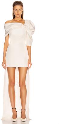 Hellessy Yayoi Dress in Ivory | FWRD