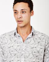 ONLY & SONS Hagen Short Sleeve Shirt White