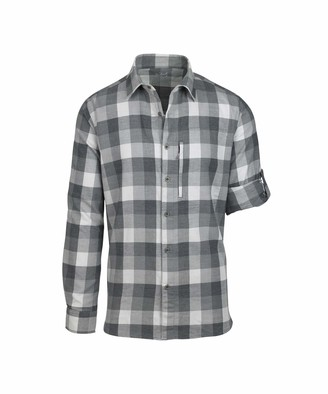 Woolrich Men's Any Point Convertible Flannel Modern Fit Shirt