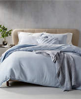 Hotel Collection Cornflower Linen Bedding Collection, Created for Macy's