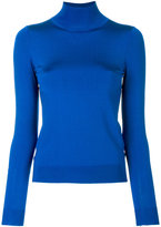 Pringle slim-fit roll neck top