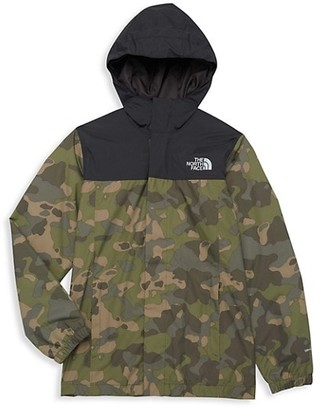 The North Face Little Kid's & Kid's Resolve Reflective Hooded Jacket