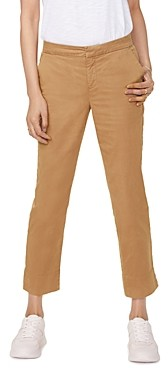 NYDJ Relaxed Crop Stretch Twill Chino Pants