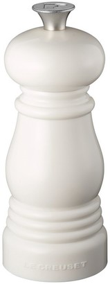 Le Creuset Mini Pepper Mill White