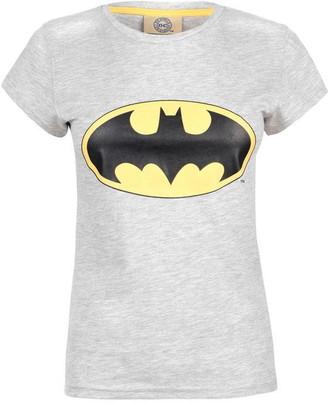 Dc Comics Batman T Shirt Ladies