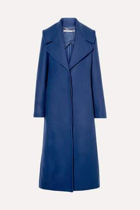 Stella McCartney Wool-twill Coat - Blue