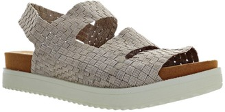 Bernie Mev. Pull-on Sandals - Crisp