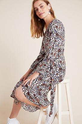 Velvet by Graham & Spencer Nadia Midi Dress By in Assorted Size XS