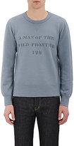 Visvim Men's Lettering Sweatshirt