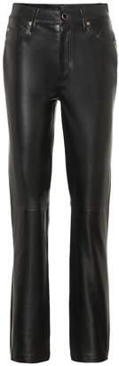 KHAITE Victoria leather pants