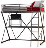 Powell Company Pewter Z Loft Bed