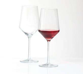 Pottery Barn Schott Zwiesel Pure Cabernet Wine Glasses, Set of 6