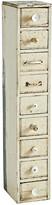 Rejuvenation Narrow 9-Drawer Cabinet