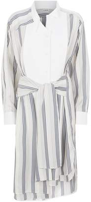 Loewe Silk Shirt Dress