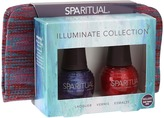 SpaRitual Illuminate Lacquer Duo with Fair Trade Bag (Multi) - Beauty