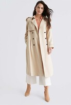 Thumbnail for your product : Witchery Raglan Trench