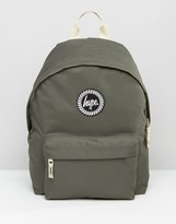 Hype Backpack In Khaki