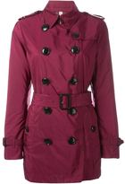Burberry 'Kerringdale' trench coat - women - Polyamide/Polyester - 6